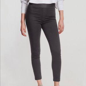 J Brand Dellah high rise skinny denim leggings